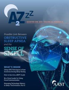 A2Zzz magazine for sleep technologists